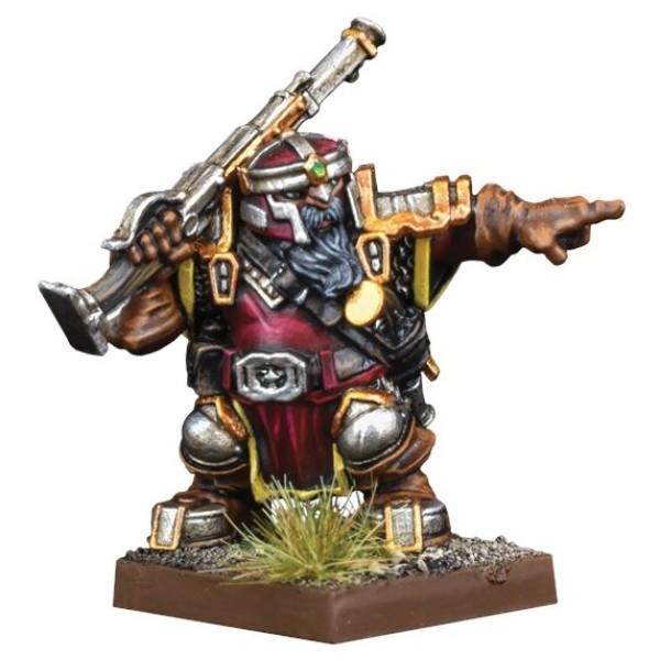 Kings Of War - Vanguard - Dwarf Support Pack - Ironwatch