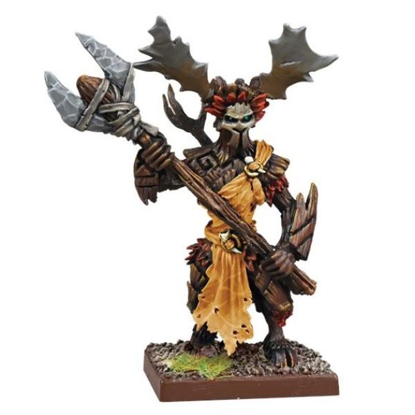 Kings Of War - Vanguard - Forces of Nature Support Pack - Gladewalker Druid