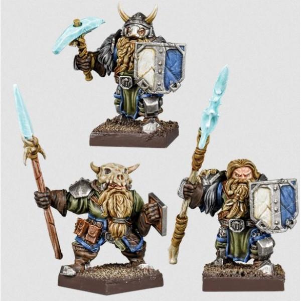 Kings Of War - Vanguard - Northern Alliance Support Pack - Dwarf Clansmen Reinforcements