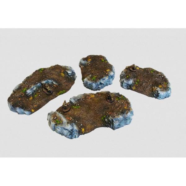 Micro Art Studio - Gaming Terrain - Flat Hills (4)