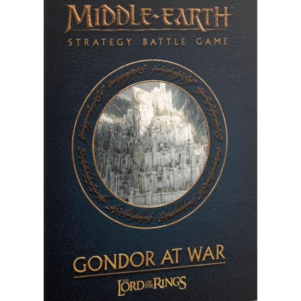 Middle-Earth Strategy Battle Game - Gondor at War Sourcebook