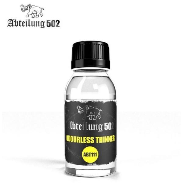 MIG Abteilung 502 - Odourless Thinner