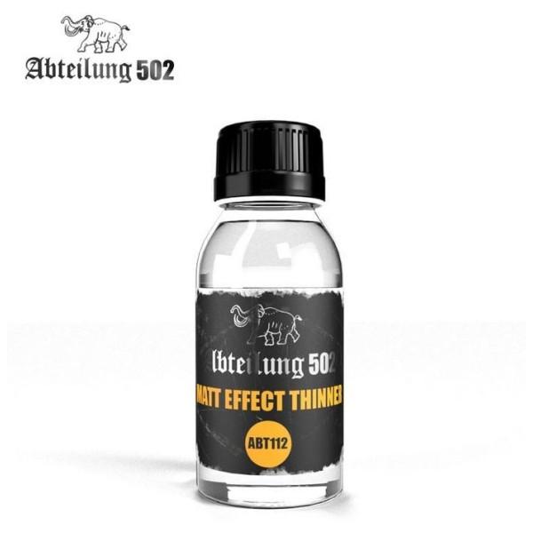 MIG Abteilung 502 - Matt Effect Thinner