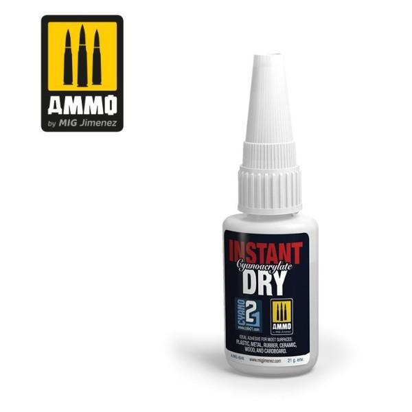 Mig AMMO - INSTANT DRY - CYANOACRYLATE (Super Glue)