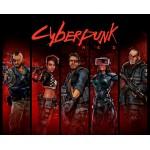 Cyberpunk Red - Sci-Fi Miniatures