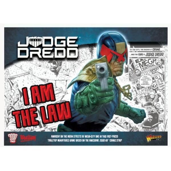 Judge Dredd: 'I Am The Law' Starter Game