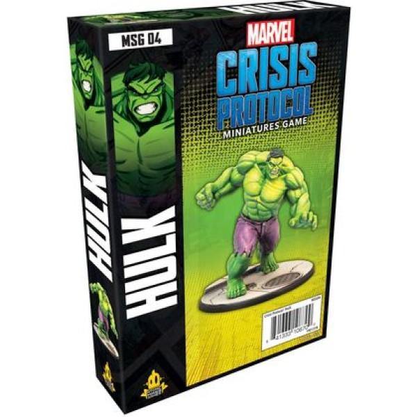 Marvel - Crisis Protocol - Miniatures Game - Hulk Expansion