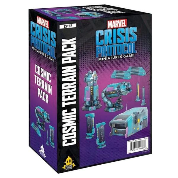 Marvel - Crisis Protocol - Miniatures Game - Cosmic Terrain Pack