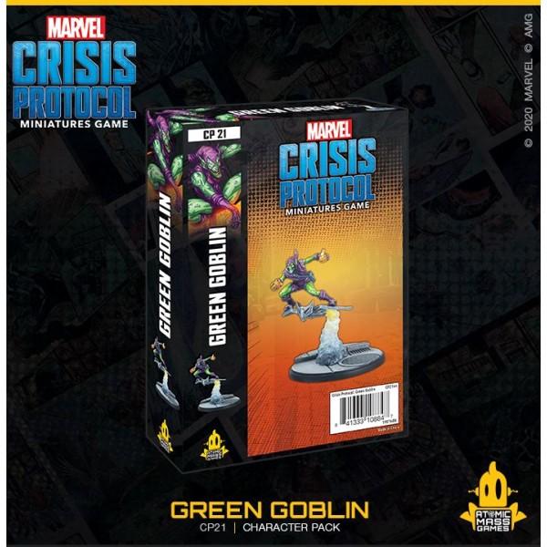 Marvel - Crisis Protocol - Miniatures Game - Green Goblin