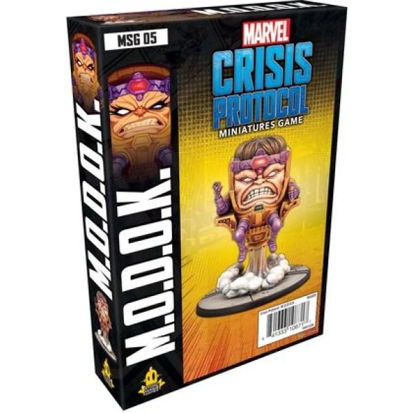 Marvel - Crisis Protocol - Miniatures Game - Modok Expansion