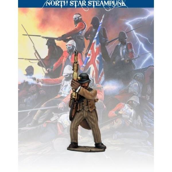 North Star Steampunk Miniatures - Sir Corbett Greerson