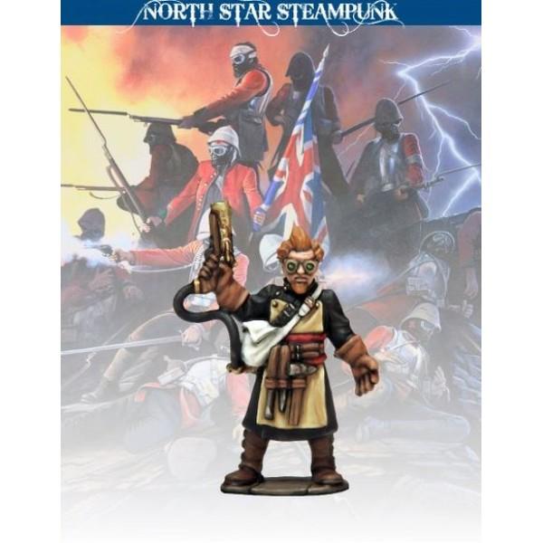 North Star Steampunk Miniatures - Ruaridh McGowan