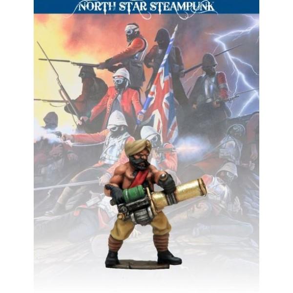 North Star Steampunk Miniatures - Gagan Kayal