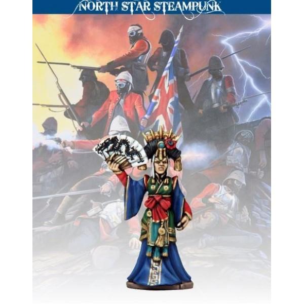 North Star Steampunk Miniatures - The Empress