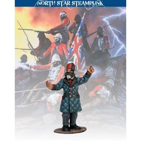 North Star Steampunk Miniatures - The Professor