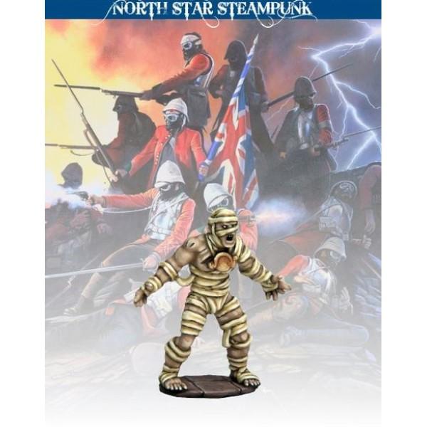 North Star Steampunk Miniatures - The Mummy