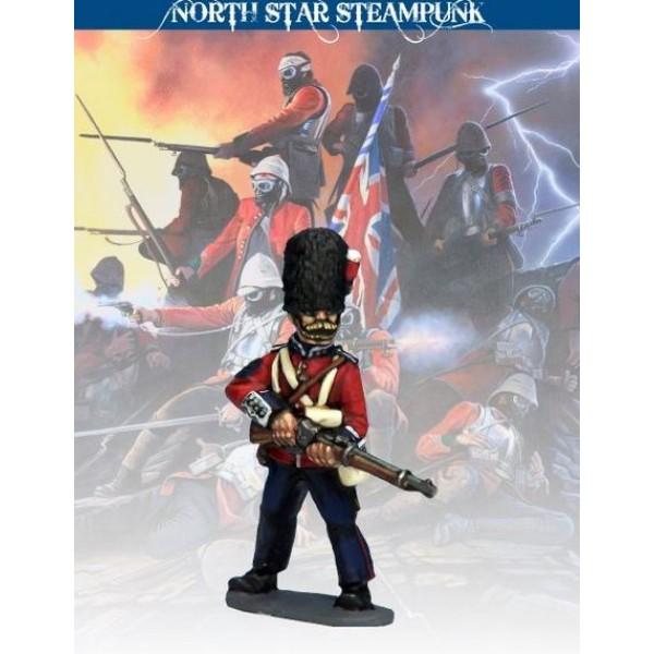 North Star Steampunk Miniatures - Sergeant Major