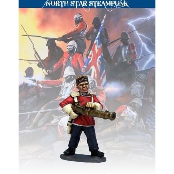 North Star Steampunk Miniatures - Sapper
