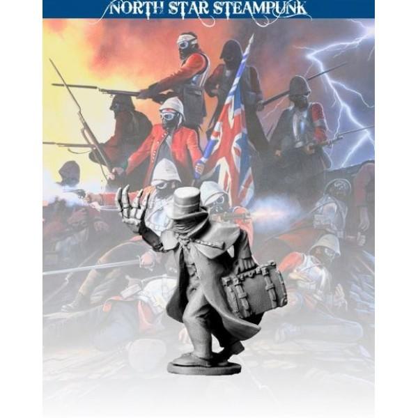 North Star Steampunk Miniatures - Jack the Ripper