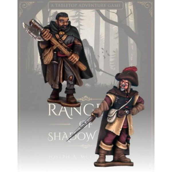 Rangers of Shadow Deep - Blood Moon Companions - Seb and Nicolan