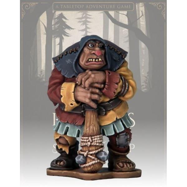 Rangers of Shadow Deep - Ogre Guard