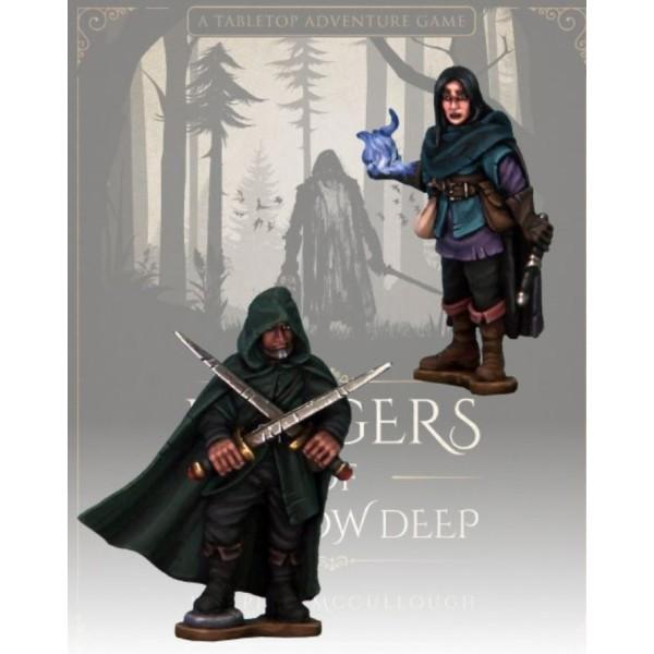 Rangers of Shadow Deep - Rangers 4 (Incl Battlemage)