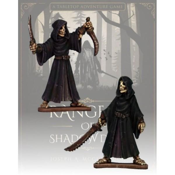 Rangers of Shadow Deep - Skeletons