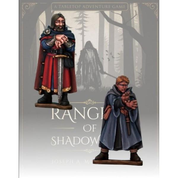 Rangers of Shadow Deep - Lord Arklin and Nesra