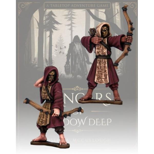 Rangers of Shadow Deep - Temple Guardian Archers