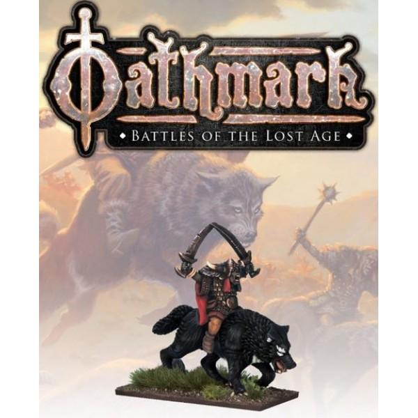 Oathmark - Goblin Wolf Rider - Lord