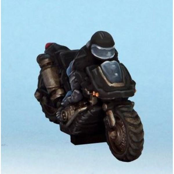 Gaslands - Metal Motorbike (3 bikes)