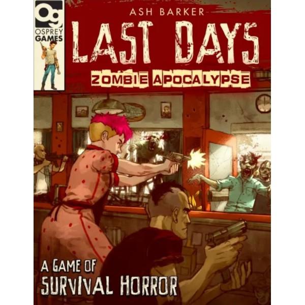 Last Days: Zombie Apocalypse - Survival Horror Skirmish game