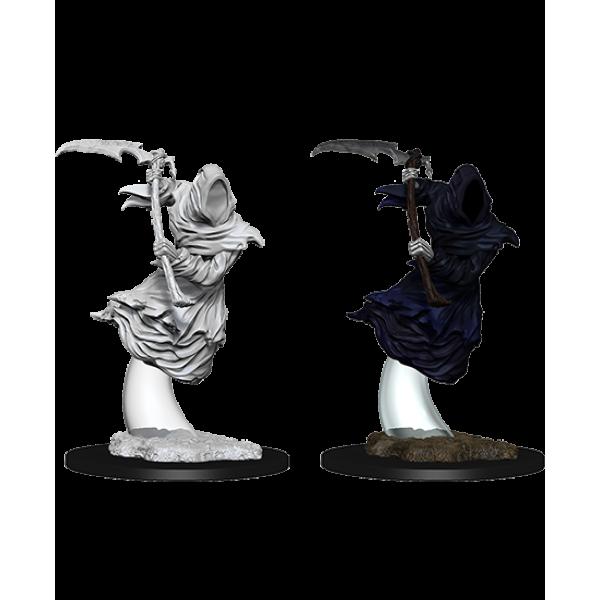 Pathfinder - Deep Cuts Unpainted Miniatures: Grim Reaper