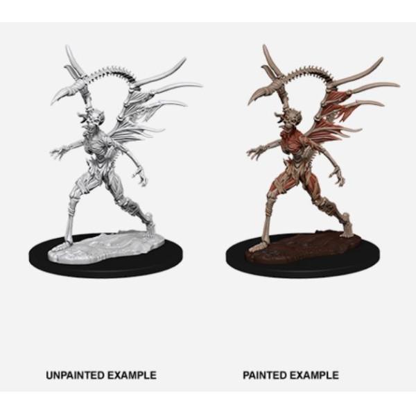 Pathfinder - Deep Cuts Unpainted Miniatures: Bone Devil