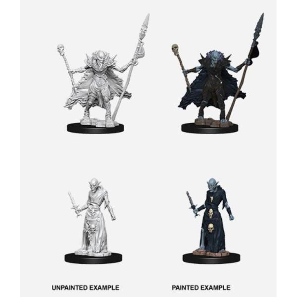 Pathfinder - Deep Cuts Unpainted Miniatures: Ghouls