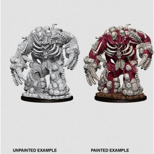 Pathfinder - Deep Cuts Unpainted Miniatures: Bone Golem