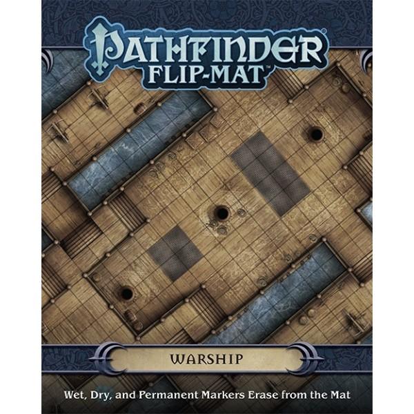 Pathfinder RPG - Flip Mat - Warship