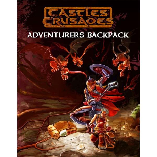 Castles & Crusades RPG - The Adventurers Backpack