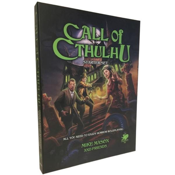 Call of Cthulhu RPG - Starter Box