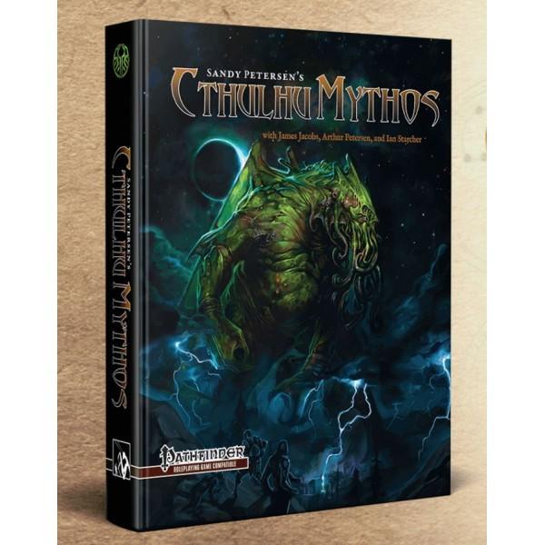 Cthulhu Mythos for Pathfinder - Sandy Petersen