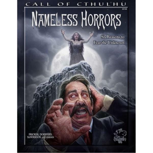 Call of Cthulhu RPG - Nameless Horrors