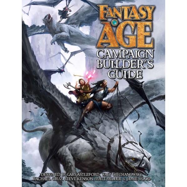 Fantasy Age RPG - Campaign Builder's Guide
