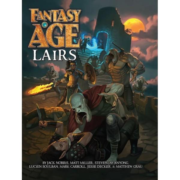 Fantasy Age RPG - Lairs