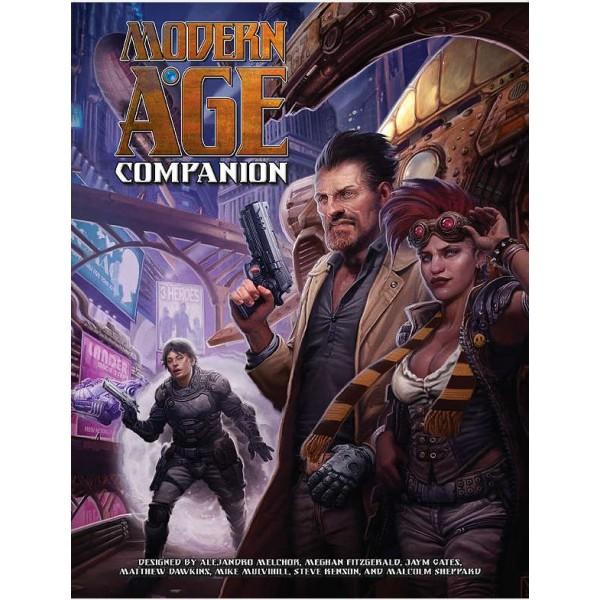 Modern Age RPG - Companion