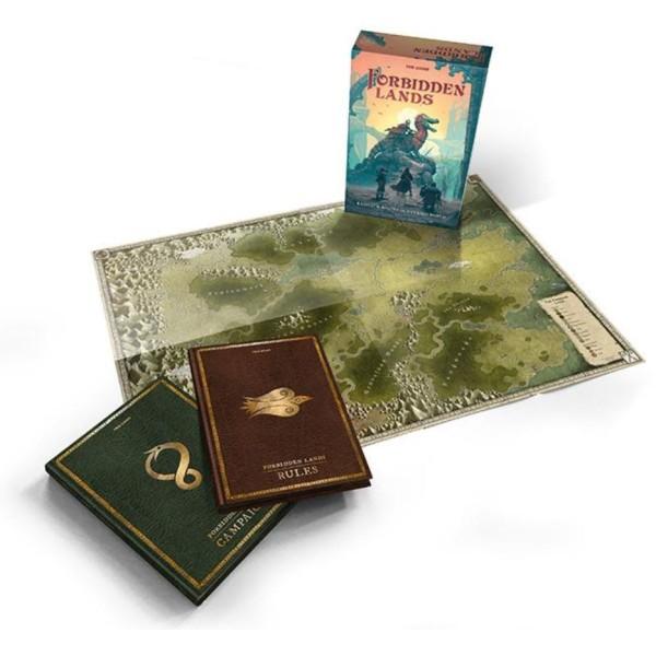 Forbidden Lands RPG - Core Boxed Set