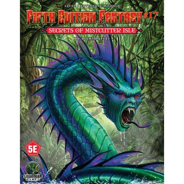 Goodman Games - Fifth Edition Fantasy Adventure #17 - Secrets of Mistcutter Isle