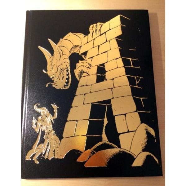 Goodman Games - The Monster Alphabet: Gold Foil Edition (System Neutral Sourcebook)