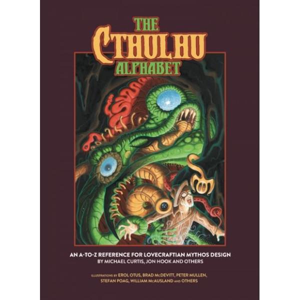 Goodman Games - The Cthulhu Alphabet (System Neutral Sourcebook) - HC