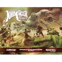 John Carter of Mars - RPG Core Rulebook