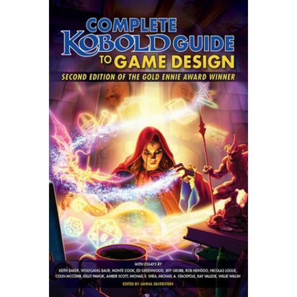 Kobold Press - Complete Kobold Guide to Game Design - 2nd Edition